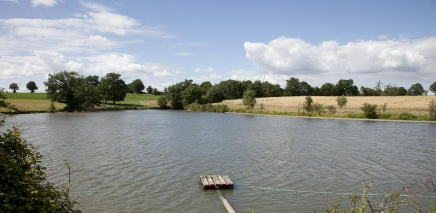 Projet de 11 retenues d'eau en Haute-Vienne